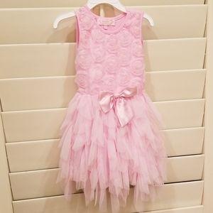 Popatu pink girls dress 2t 3t